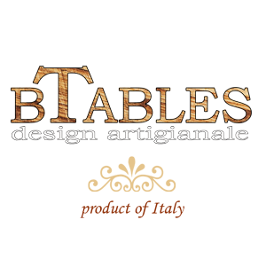 B.TABLES - Design Artigianale - Tavoli italiani