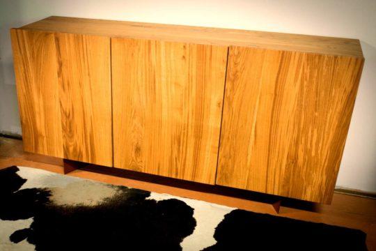 Oak Sideboard with 3 doors